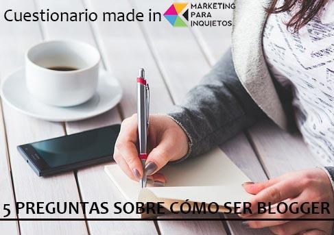 como ser blogger 7