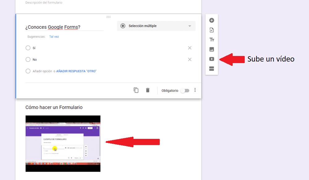 formularios de google drive
